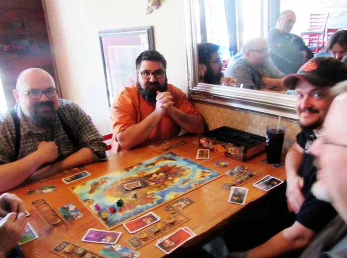 Board Game Day at Skinny Js Jamaica